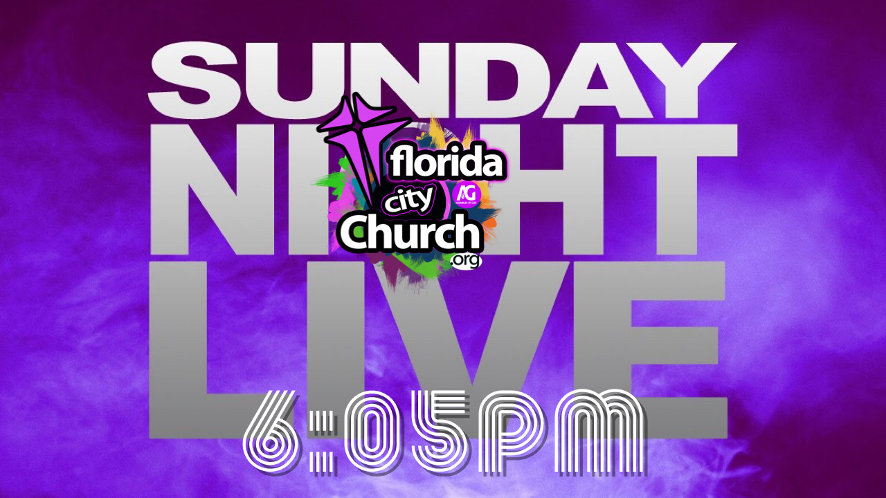 SUNDAY NIGHT LIVE W/ PASTOR JEFF AND ANGIE